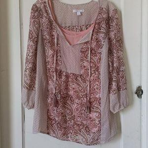 Westport blouse